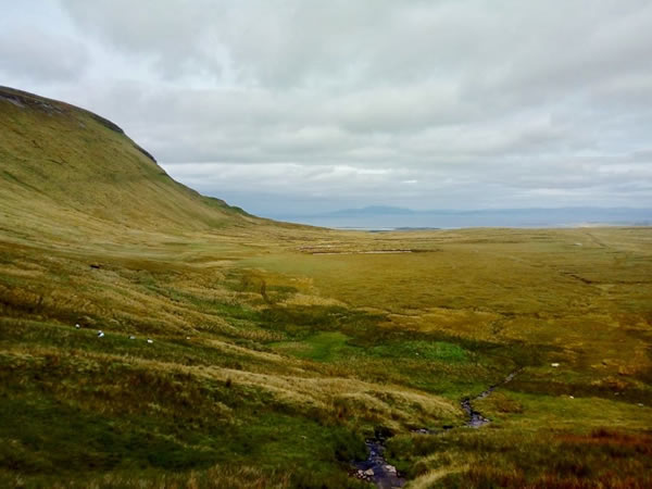 Benbulben Mountain Hike, Sligo