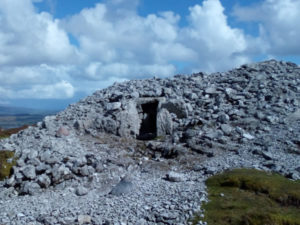 Carrowkeel neolithic tomb