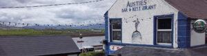 Famous Austies pub in Rosses Point in Sligo