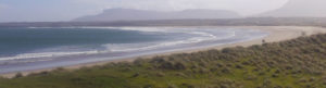 Beach & Mountains at Mullaghmore Head Discovery Point