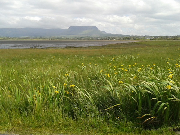 Hike Benbulben Mountain August Bank Holiday