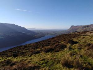 Beautiful View Of Glencar On Seatrails Walk
