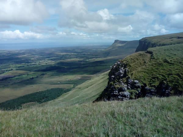 Benbulben Mountain Trail