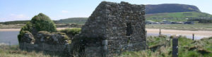 Killaspugbrone Church Ruins at Strandhill