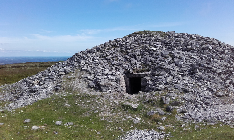 Step back in time at the Carrowkeel Tombs on Sunday 18th August