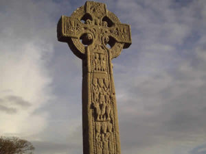 High Cross at Drumcliffe Sligo