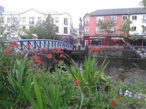 River Garavogue in Sligo