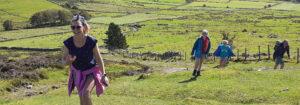 Family on Knocknashee Trail