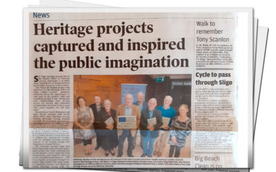 Heritage Projects captured and inspired the public imagination