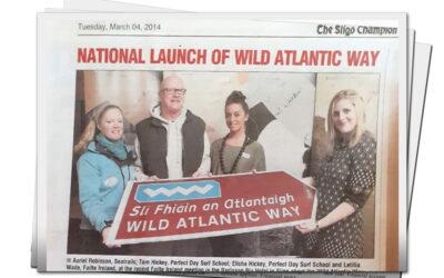 National launch of Wild Atlantic Way