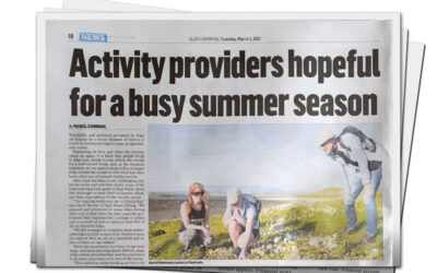Activity providers hopeful for a busy summmer season