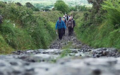 Sligo Walking Series – Knocknarea Video with Auriel Robinson